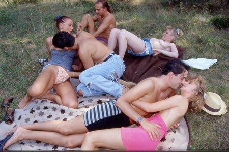 geiler Gruppensex