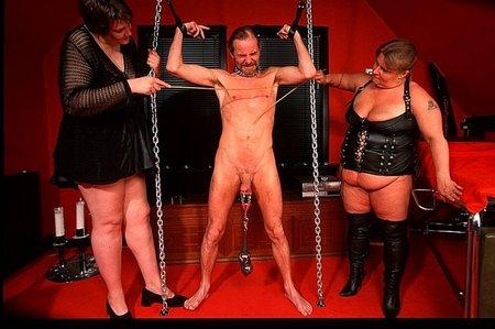 wachs auf penis bondage workshop