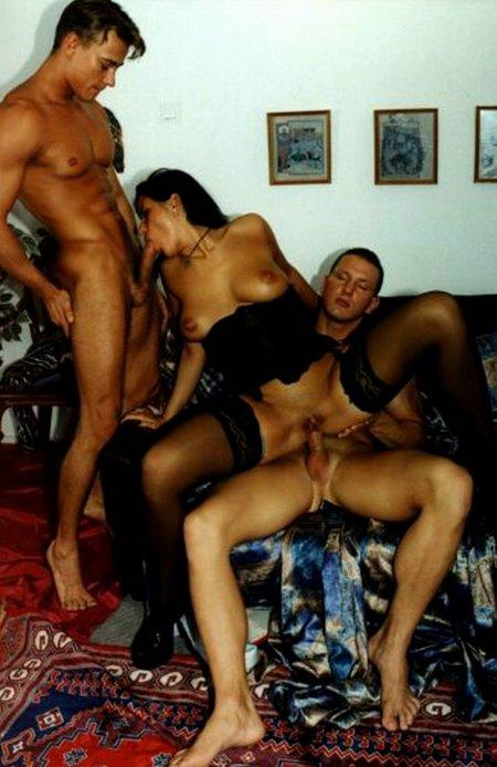 Hardcore Sex Dreier