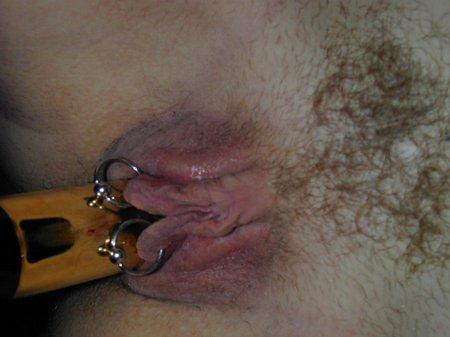 Muschi Piercing