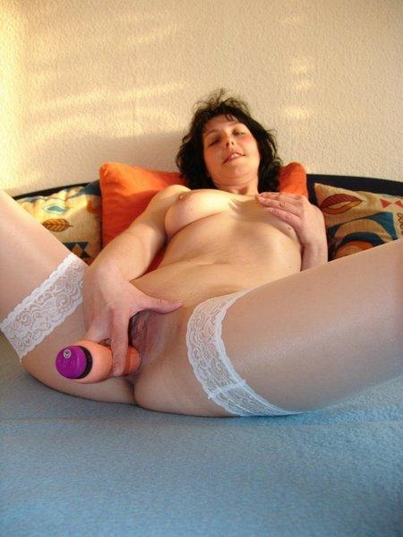 Vibrator masturbieren
